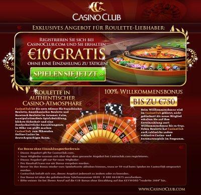 casino club spielgeld