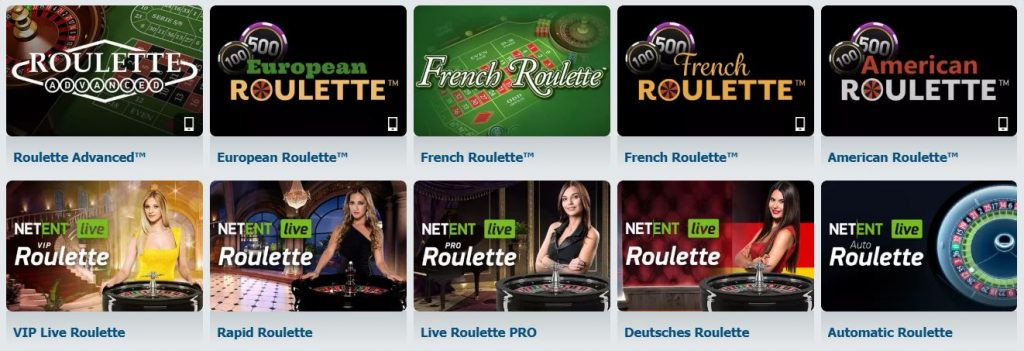 Bet-at-home Roulette
