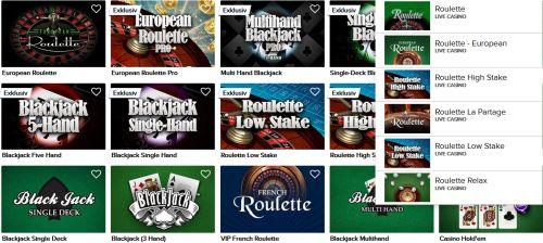 Casino Euro Roulette