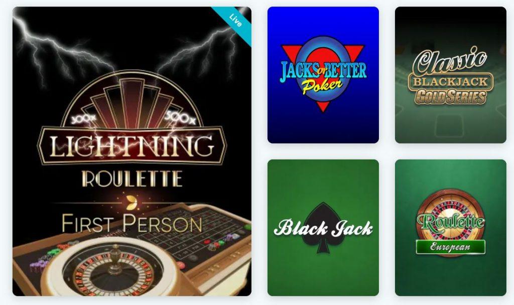 Lucky Days Casino Roulette Vorschau
