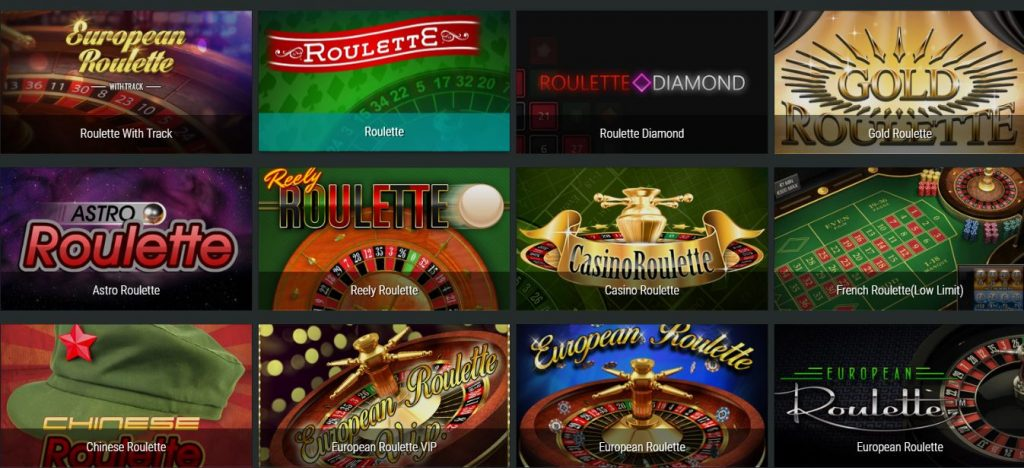 Mybet Roulette