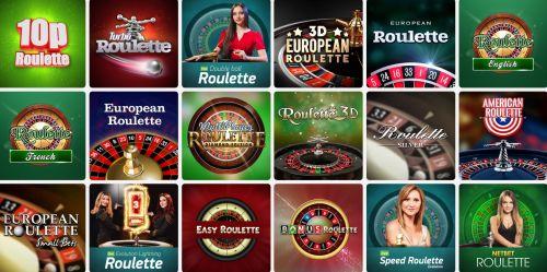 Roulette bei NetBet spielen