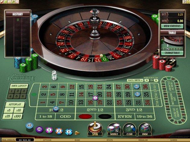 Premier Roulette Vorschau